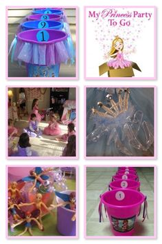 Princess Party Ideas. Fun games for your Princess Party!  Shop at www.myprincesspartytogo.com #princesspartyideas #princessgames #princessparty