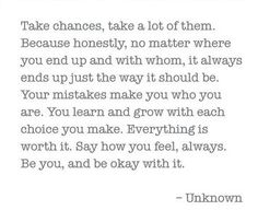 something people need to live by