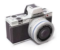 Olympus OM-D E-M10 Mark II Digital Camera Free Papercraft Download - http://www.papercraftsquare.com/olympus-om-d-e-m10-mark-ii-digital-camera-free-papercraft-download.html#Camera, #Olympus, #OlympusOMDEM10MarkII