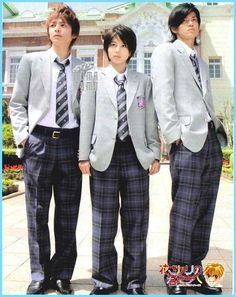 Hana Kimi (Japanese Drama 2007) Apparently it's hilarious - I'll have to check it out