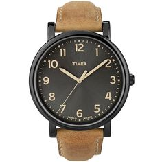 Timex Easy Reader - Very nice. ^^ I have Timex Expedition but been wanting to move to Diesel watches for a while now. Gq Style, Mode Style, Cool Watches, Watches For Men, Fancy Watches, Simple Watches, Popular Watches, Stylish Watches, Unisex