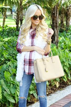 Spice Up Your Maternity Wardrobe With Plaid Prints for less than $30 from MotherhoodCloset.com Maternity Consignment.
