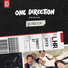 Did anyone realize taht first album is called Up All Night now tjis one is called Take Me Home..... Well played One Direction well played :D