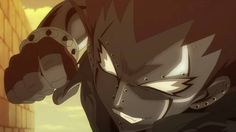 Gajeel Redfox (Iron Shadow Dragon Force Mode) || Fairy Tail