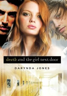 Death and the Girl Next Door: Ten years ago, Lorelei's parents disappeared without a trace.  Raised by her grandparents and leaning on the support of her best friends, Lorelei is finally beginning to accept the fact that her parents are never coming home.  For Lorelei, life goes on.     High school is not quite as painful as she thinks it will be, and things are as normal as they can be.