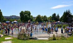 Best Playground Water Park Combos: Steveston Community Park