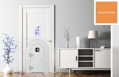 """kids doors. Small kids doors. Mini doors. Fit into any interior door larger than 26"""" in width. Use in either interior doors or even in walls. Great for children ages 1 to 6. Easy to install kit. Interior Doors, Home Interior Design, Auto Detailing, Basement Remodeling, Walls, Office Interiors, Locker Storage, Luxury Cars, Design Ideas"""