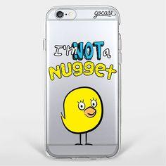 Custom Phone Case Nugget