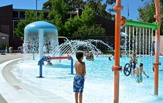 1000 Images About Water Play With Kids In Los Angeles On Pinterest Splash Pad Water Slides