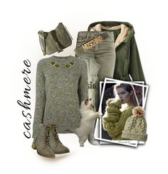 """""""Cozy Fall Sweater"""" by ragnh-mjos ❤ liked on Polyvore featuring Massimo Alba, Steven, Smartwool, Moschino and Marina B"""