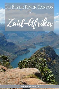 In Zuid-Afrika vind je tal van mooie natuurschatten en ongerepte plekken, maar de Blyde River Canyon is misschien wel de mooiste van allemaal. Great Places, Places To See, Hakuna Matata, Travel Guides, Travel Tips, All About Africa, Uganda, Namibia, Cape Town South Africa