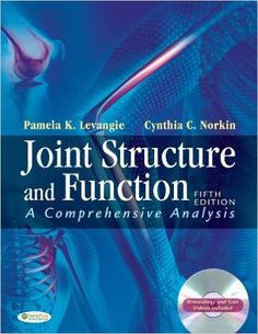 Joint Structure and Function 5th Edition PDF