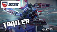 RIGS:Mechanized Combat League PS4 Trailer 1080 60fps