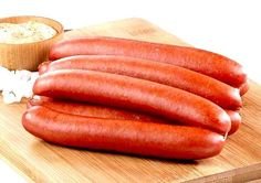 Here's an easy recipe on how to make beef frankfurters for your food business. BEEF FRANKFURTERS (pure beef product) (Raw-cooked sausage type, finely chopped batter) INGREDIENTS Raw materials: (calculated for a 30 kg batch) 40.00 % Beef meat trimmings, lean - 12.000 kg 20.00 % Beef meat trimming, fatty - 6.000 kg 15.00 % Vegetable oil - 4.500 kg 25.00 % Ice (drinking water) - 7.500 kg Additives: (per kg raw materials) - (total for 30 kg) 18.00 g Nitrite curing salt - 540.00 g 3.00 g Phosp...