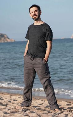 Men's Summer Pants & Shorts from Wardrobe By Me - The Pattern Pages Sewing Magazine