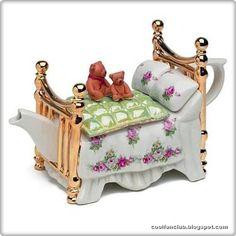 CoolFunClub: Creative Shaped Teapots