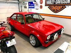 V8 Cars, Jeep Cars, Classic Cars British, Ford Classic Cars, Escort Mk1, Ford Escort, My Dream Car, Dream Cars, Ford Rs
