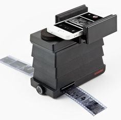 Genius gadget to help you convert old film negatives right into digital photos through your smartphone.