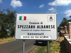 Spezzano Albanese nel CS