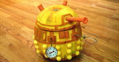If you're creative AND a Doctor Who then we've found a few pumpkin designs that will inspire you this Halloween
