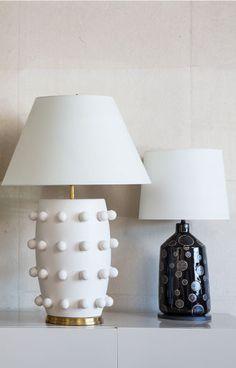 KELLY WEARSTLER | TABLE LAMPS