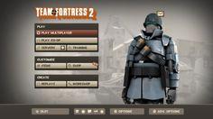 Resultado de imagem para team fortress 2 ui