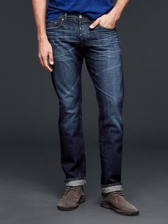 1969 Slim Fit Jeans (Authentic Indigo Selvedge)