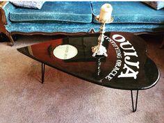 Ouija coffee table More