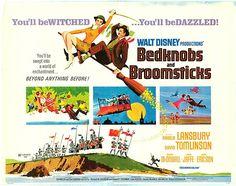 Bedknobs and Broomsticks (USA, 1971)