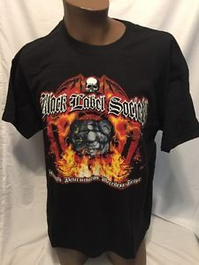Black Label Society New SDMF Doom Crew Large Tshirt BLS OZZY OSBOURNE ZAKK  | eBay