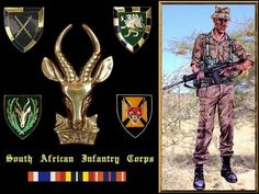 SADF (South African Defence Force) Military Life, Military Art, Military History, Special Ops, Special Forces, South African Air Force, Army Day, Military Insignia, Defence Force
