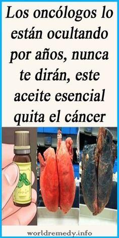 Los oncólogos lo están ocultando por años, nunca te dirán, este aceite esencial quita el cáncer #oncólogos #aceite #cáncer #salud