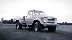 Chevy Truck custom built K50 - Drill Sergeant
