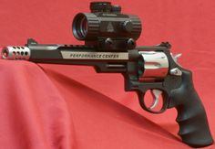 You're not bulletproof..., Smith & Wesson 629 .44 Magnum Hunter A custom...