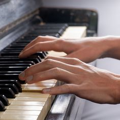 My sisters & I had to take piano lessons every week, by a nun, and she used to slam our hands on the keyboard if our fingers weren't in the right position. Celine Sciamma, Piano Hands, Piano Photography, Best Piano, Party Rock, Music Aesthetic, Literature Club, Piano Lessons, Piano Music