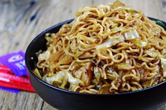 50 More Best Copycat Recipes From Top Restaurants - Panda Express Chow Mein - Awesome Recipe Knockoffs and Recipe Ideas from Chipotle Restaurant, Starbucks, Olive Garden, Cinabbon, Cracker Barrel, Taco Bell, Cheesecake Factory, KFC, Mc Donalds, Red Lobster, Panda Express http://diyjoy.com/best-copycat-restaurant-recipes