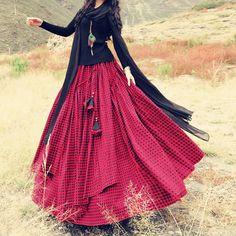 Clothes spring boho bohemian 58 new ideas Modest Fashion, Trendy Fashion, Boho Fashion, Fashion Dresses, Trendy Style, Bohemia Dress, New Shape, Indian Designer Wear, Gypsy Style