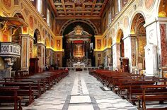 Basilica di San Lorenzo in Lucina, Roma The Wedding Italia