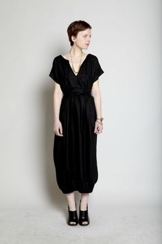 Cocoon style dresses