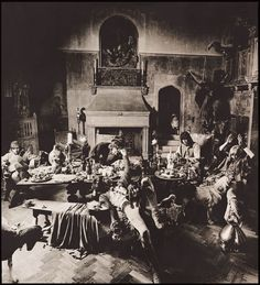 Cover shoot for 'Beggars Banquet' (London, June 7, 1968, photo by Michael Joseph).