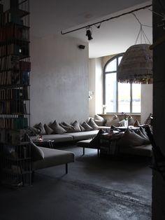 RAW Design blog - Michelberger hotel
