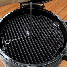 Broil King Keg 5000 | REVIEWED Outdoor Gourmet Grill, Build Outdoor Kitchen, Kamado Grill, Kamado Joe, Barbecue Grill, Grilling, Broil King Keg, Charcoal Grill Smoker, Ceramic Grill