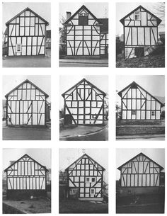 Bernd and Hilla Becher- Constructing Worlds: Photography and Architecture in the Modern Age