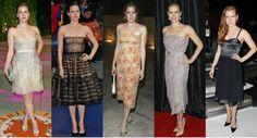 Ako vybrať spoločenské šaty pre široké ramená Strapless Dress Formal, Formal Dresses, Fashion, Dresses For Formal, Moda, Formal Gowns, Fashion Styles, Formal Dress, Gowns