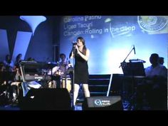 Rolling in the deep (Adele) - Carolina Patiño - YouTube