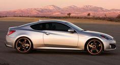 bronze rim genesis coupe - Google Search