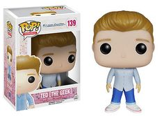 FUNKO POP MOVIES Sixteen Candles Ted The Geek Vinyl Figure #139 NIB for USD15.99 #Collectibles #Pinbacks #Bobbles #Candles  Like the FUNKO POP MOVIES Sixteen Candles Ted The Geek Vinyl Figure #139 NIB? Get it at USD15.99!