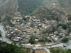 Beijing Chuandixia Village, Ancient Cultural Village in Beijing China