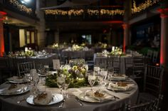 Winter Wedding at the Torpedo Factory - Engaged! Magazine - The Wedding Look Book
