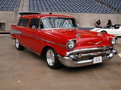 '57 Chevy Nomad
